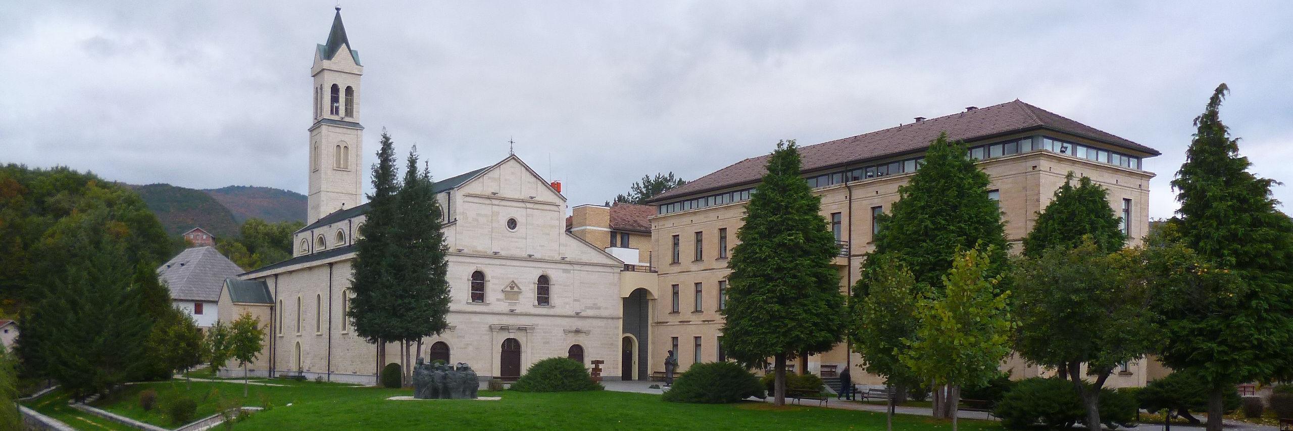 Монастырь Рама-Шчит