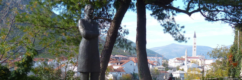 Памятник Алексе Шантичу