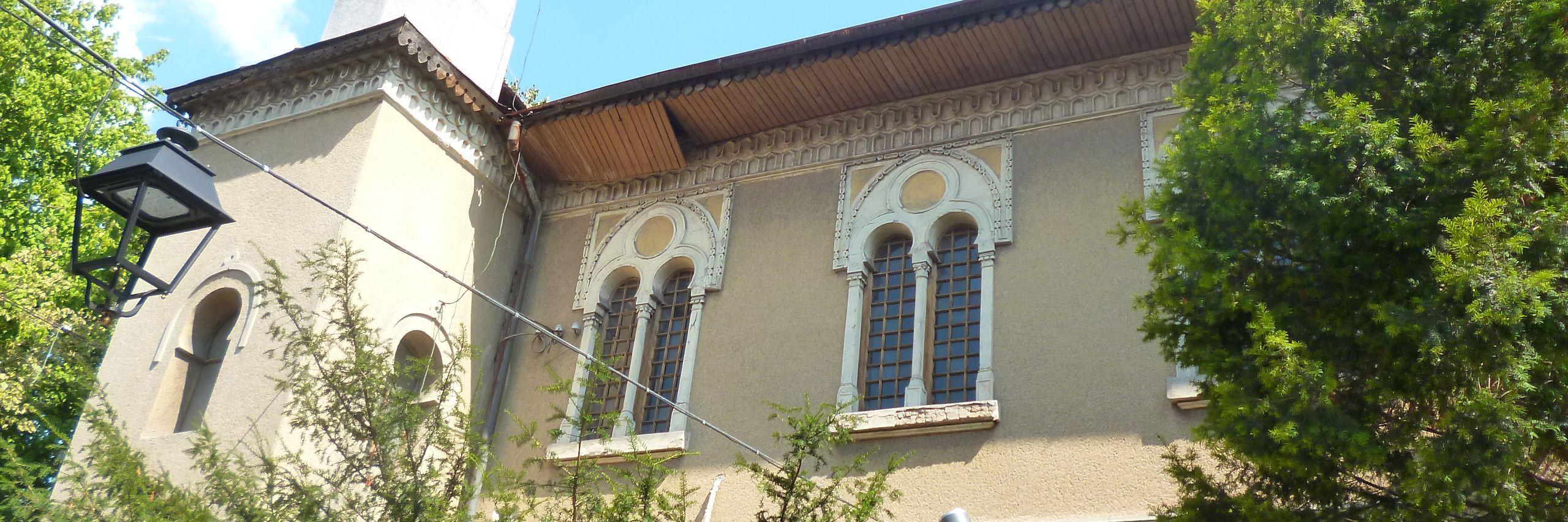 Шарена мечеть в Тузле