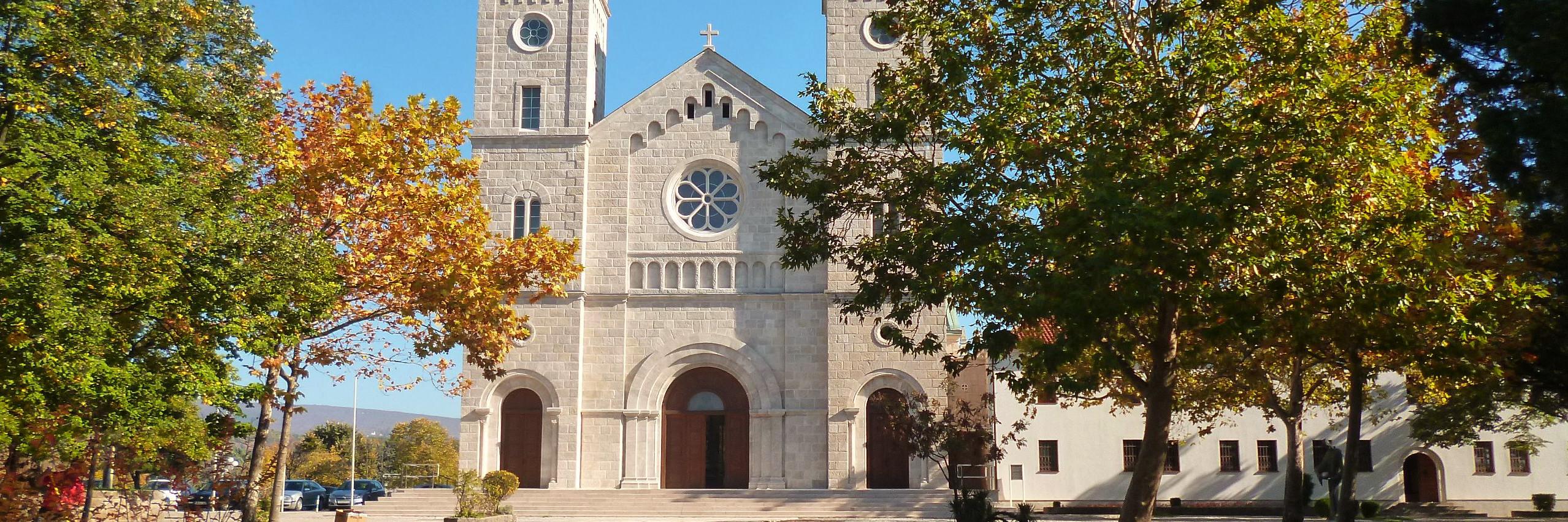 Церковь Вознесения Девы Марии в Широком Бриеге