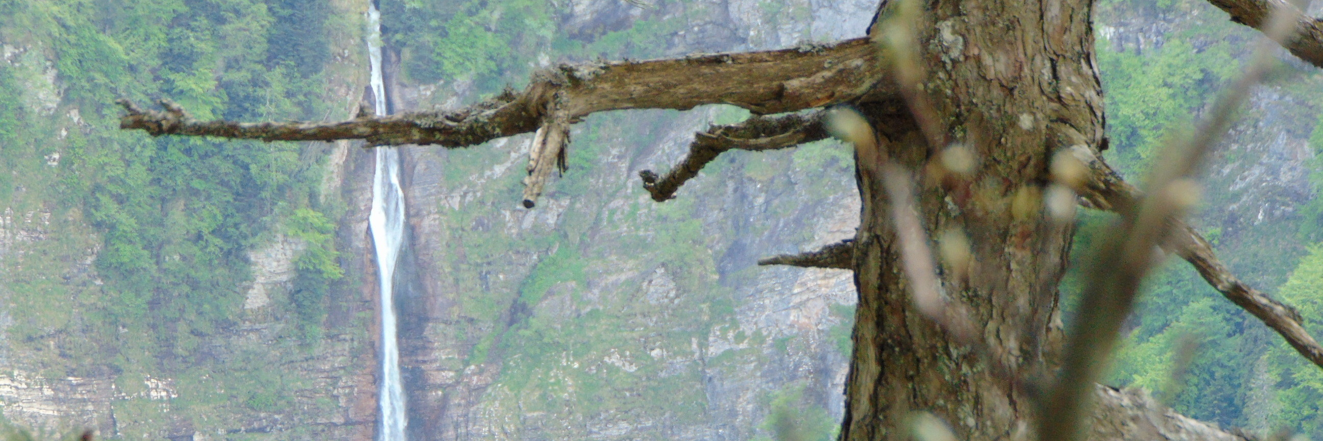 Водопад Скакавац в Перучице