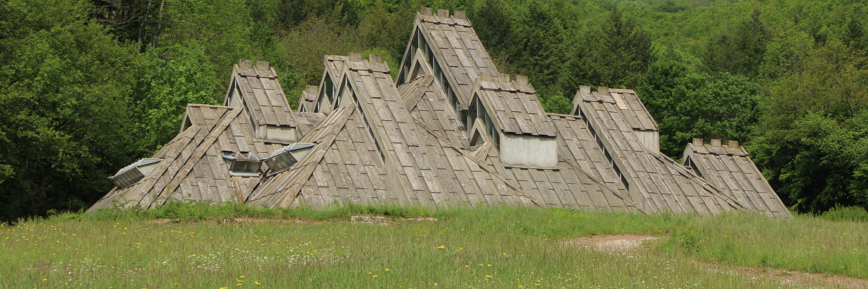 Мемориальный дом в Тьентиште