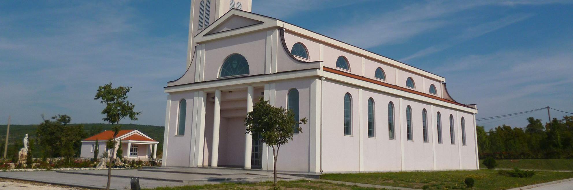 Церковь Святейшего Сердца Иисуса в Блатнице