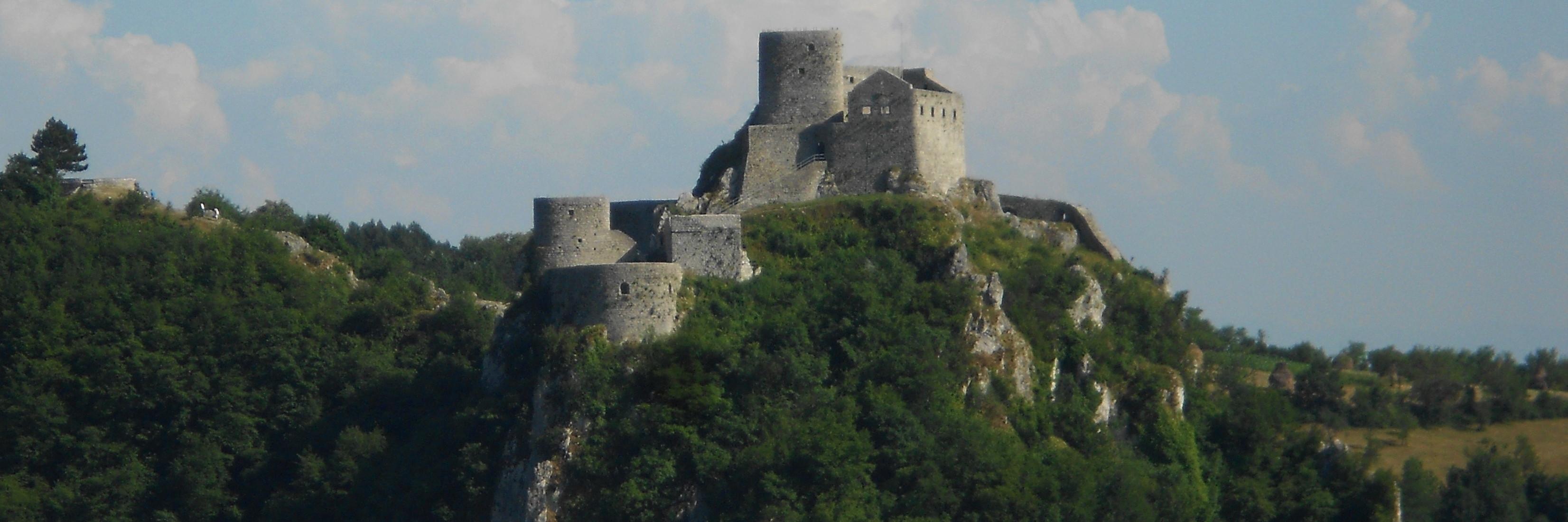 Крепость Сребреник. Фото: Елена Арсениевич, CC BY-SA 3.0