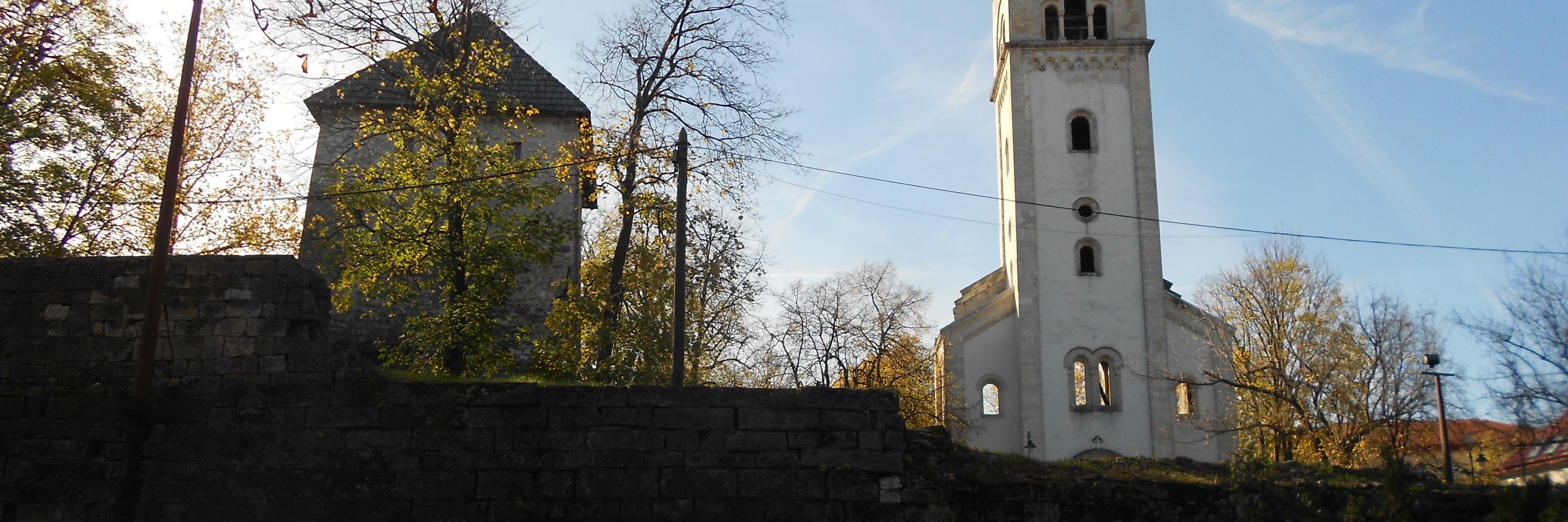 Церковь св. Анте  в Бихаче
