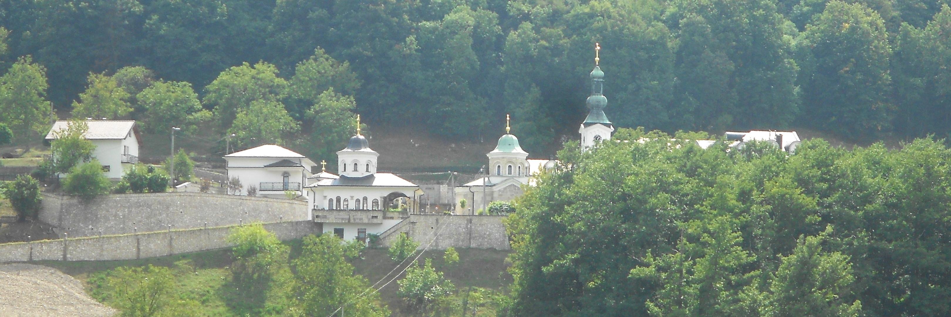 Монастырь Тавна