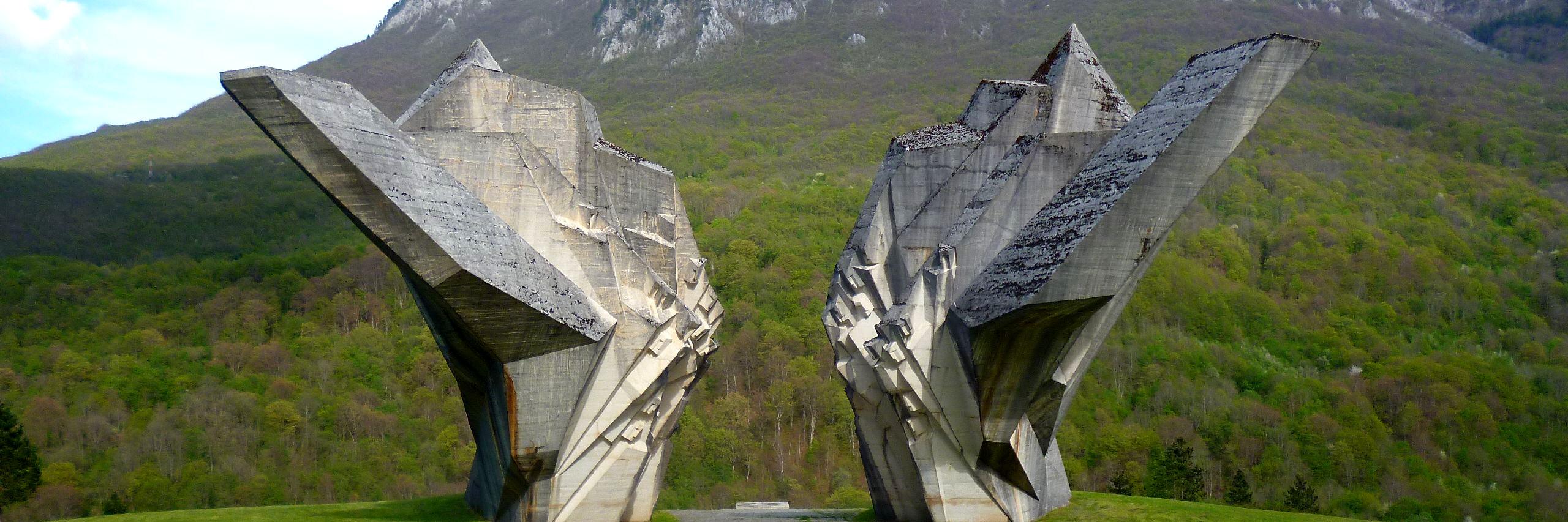 Тьентиште или Долина героев