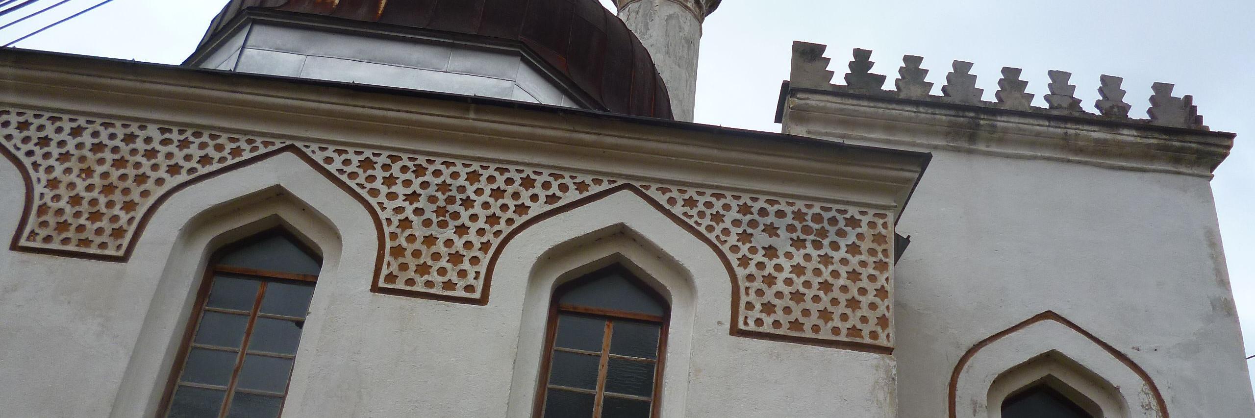Варошская мечеть в Травнике