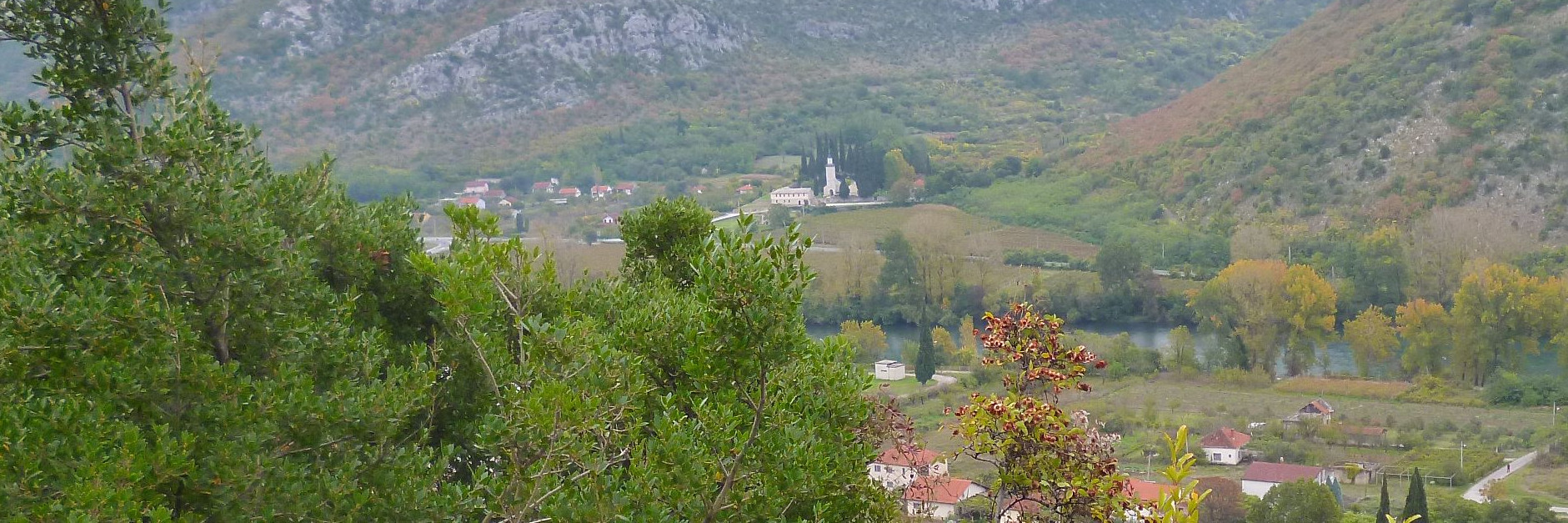 Монастырь Житомислич. Фото: Елена Арсениевич, CC BY-SA 3.0