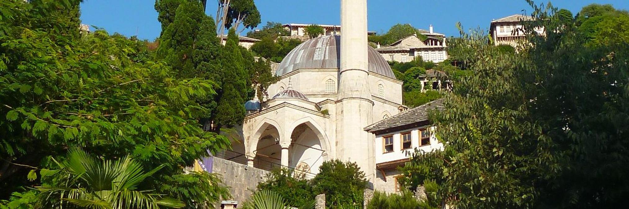 Мечеть Шишмана Ибрахима-паши
