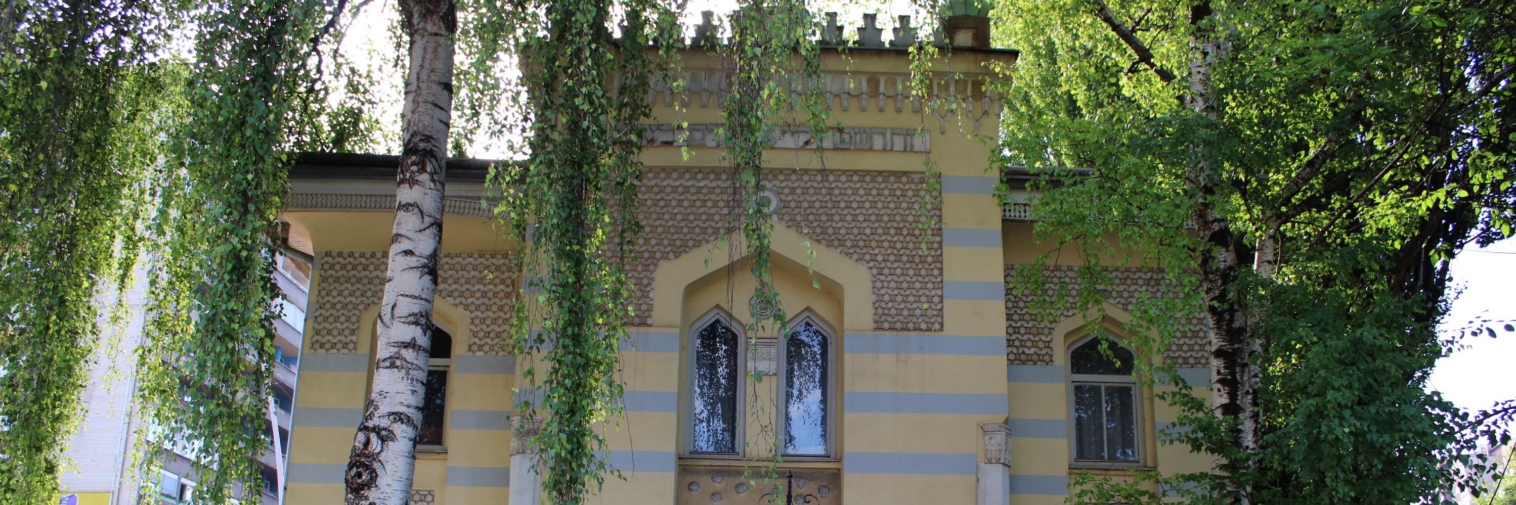 Синагога в Зенице