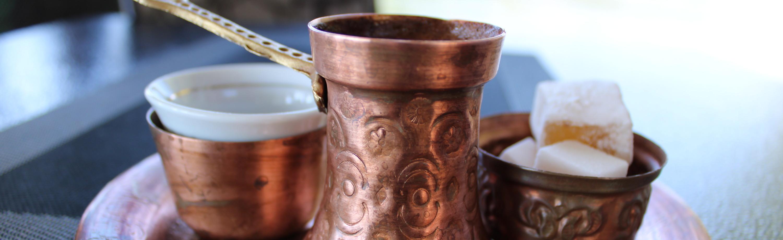 Антун Ханги о приготовлении и подаче кофе