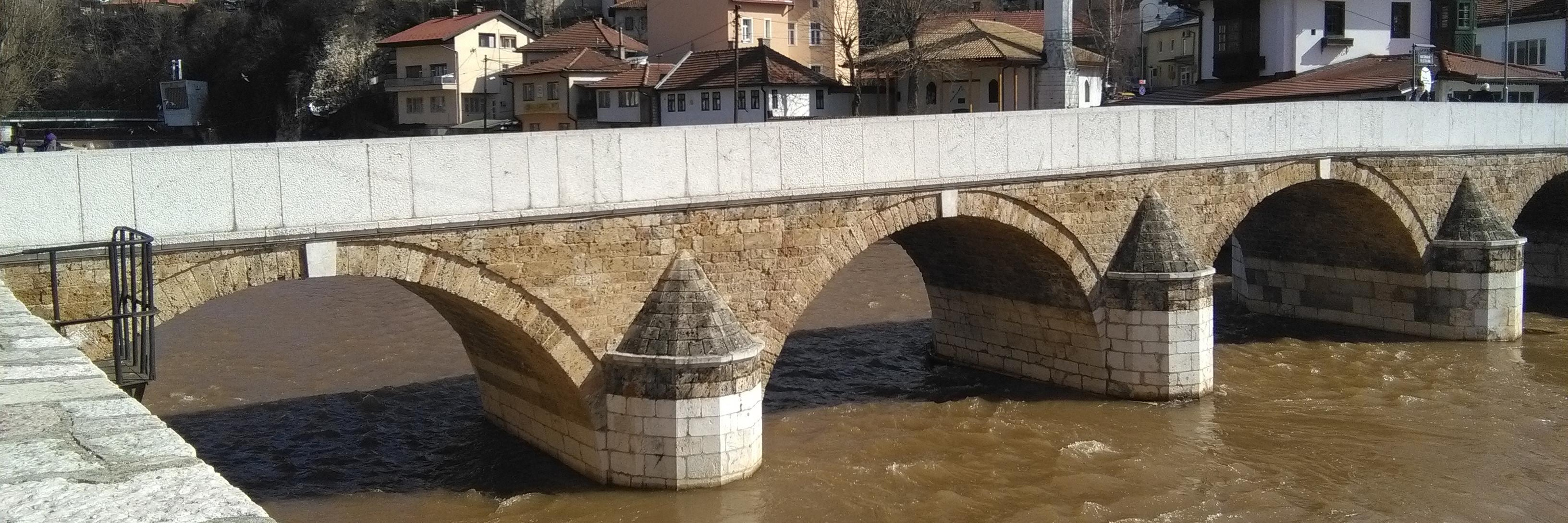 7 самых интересных мостов Сараева