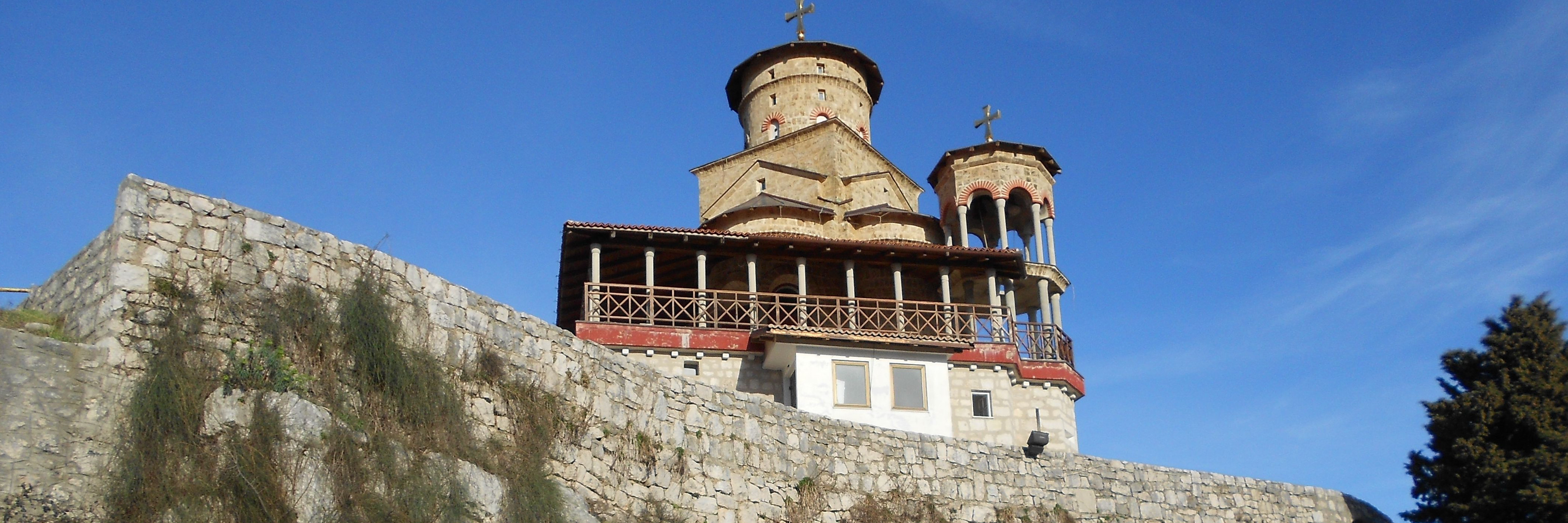 Церковь св. Архангелов в Требине