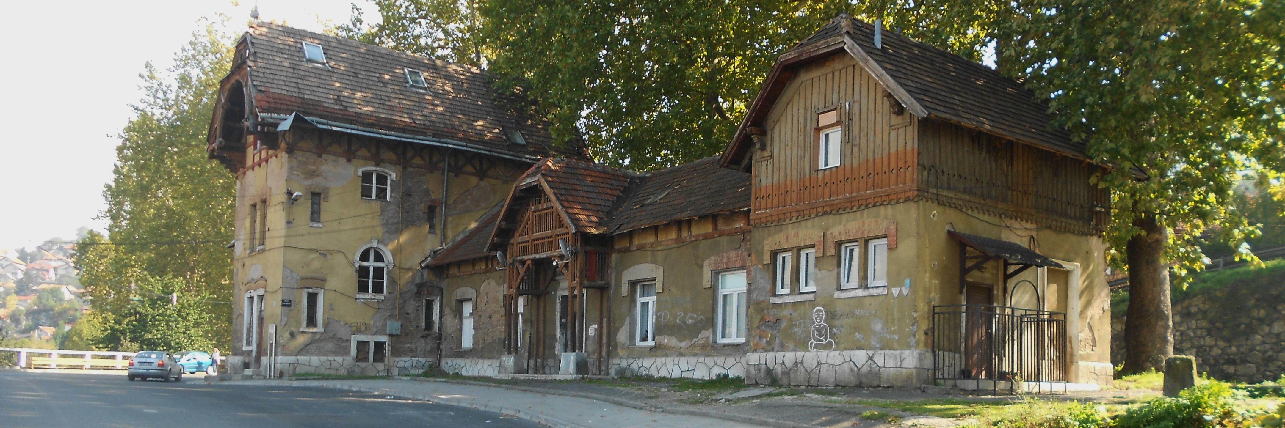 Железнодорожная станция Бистрик
