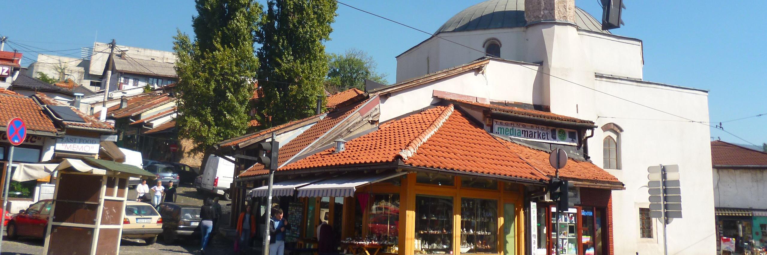 Чекрекчиина мечеть