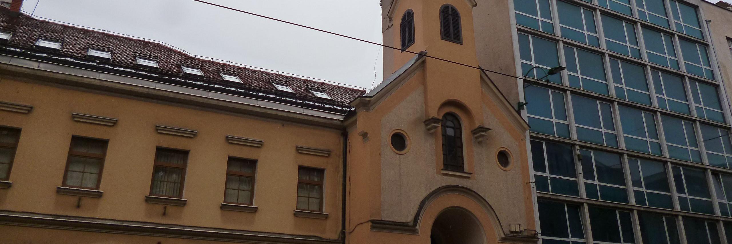 Церковь св. Винко Паульского. Фото: Елена Арсениевич, CC BY-SA 3.0