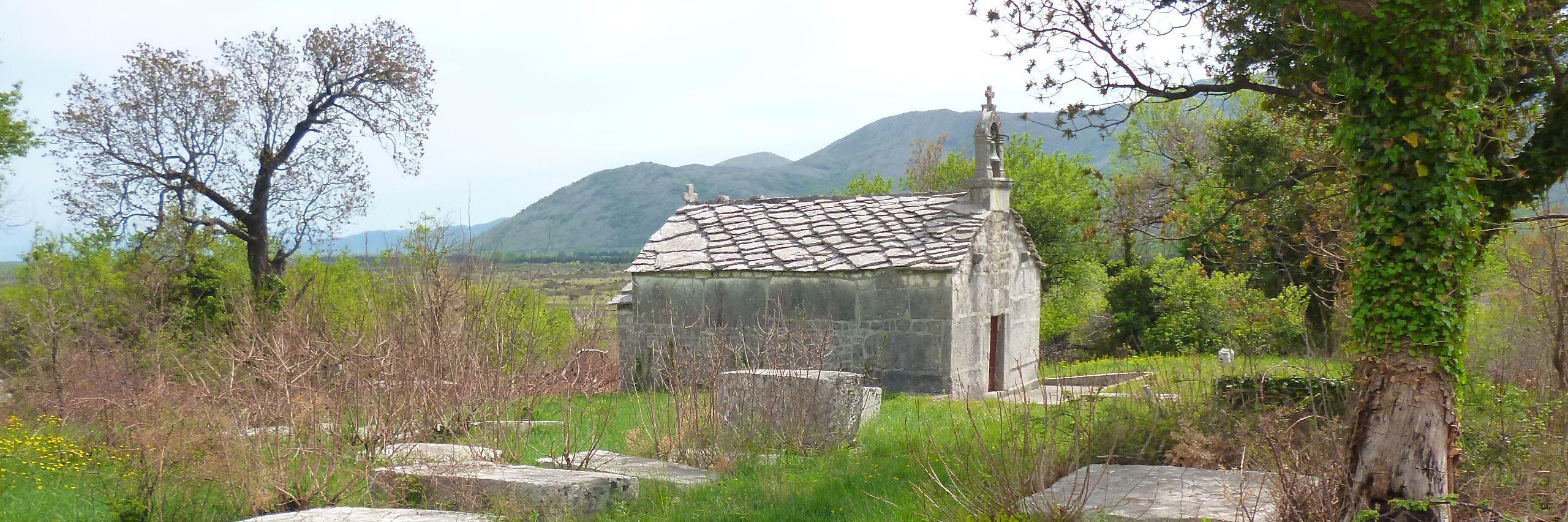 Церковь св. Георгия в Дублянах