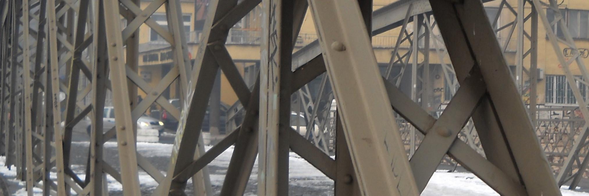Эйфелев мост в Сараеве