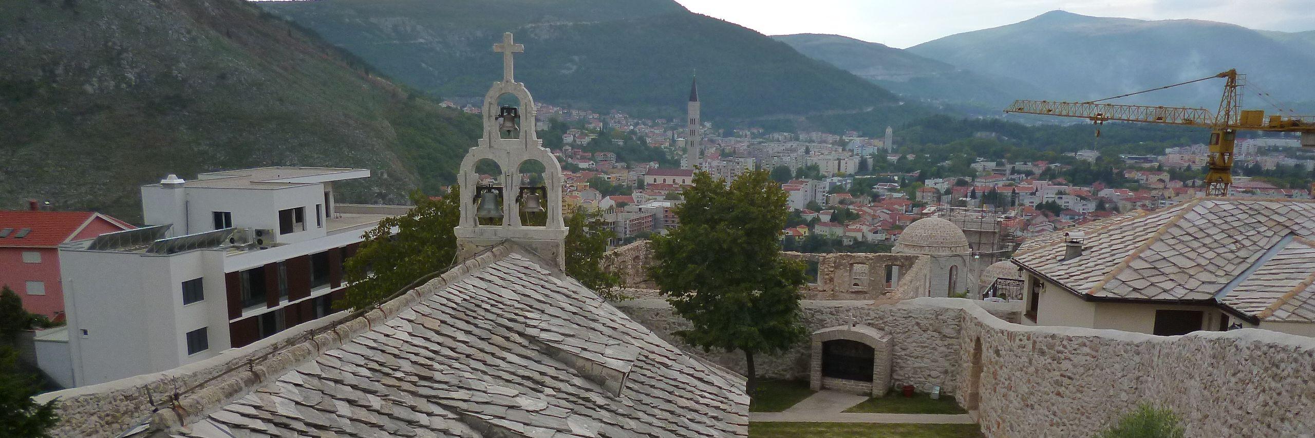Александр Гильфердинг о православной церкви в Мостаре