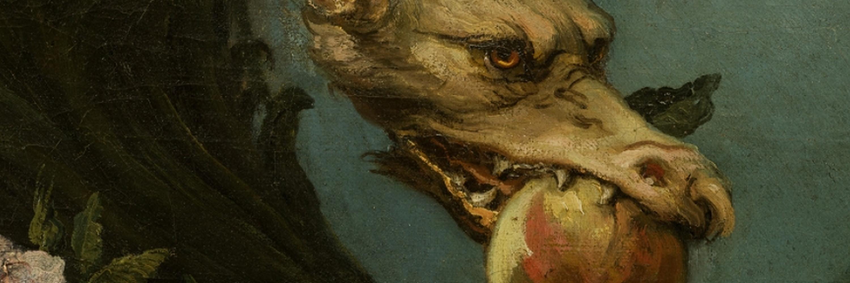 Змай. Giovanni Battista Tiepolo, Public Domain
