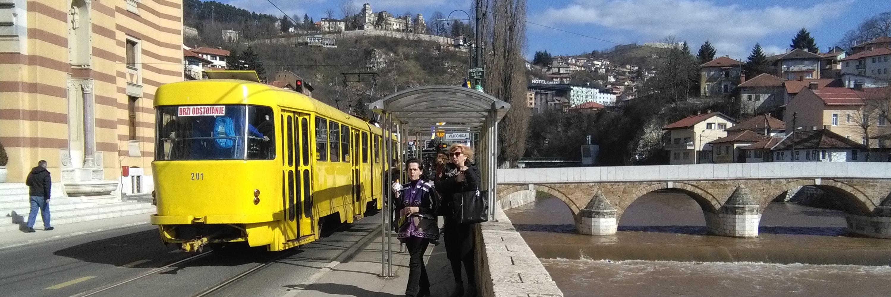 7 фактов о Сараеве. Фото: Елена Арсениевич, CC BY-SA 3.0