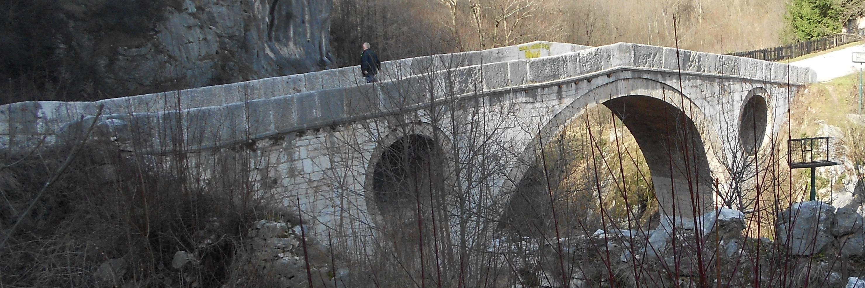 Мост Козья чуприя
