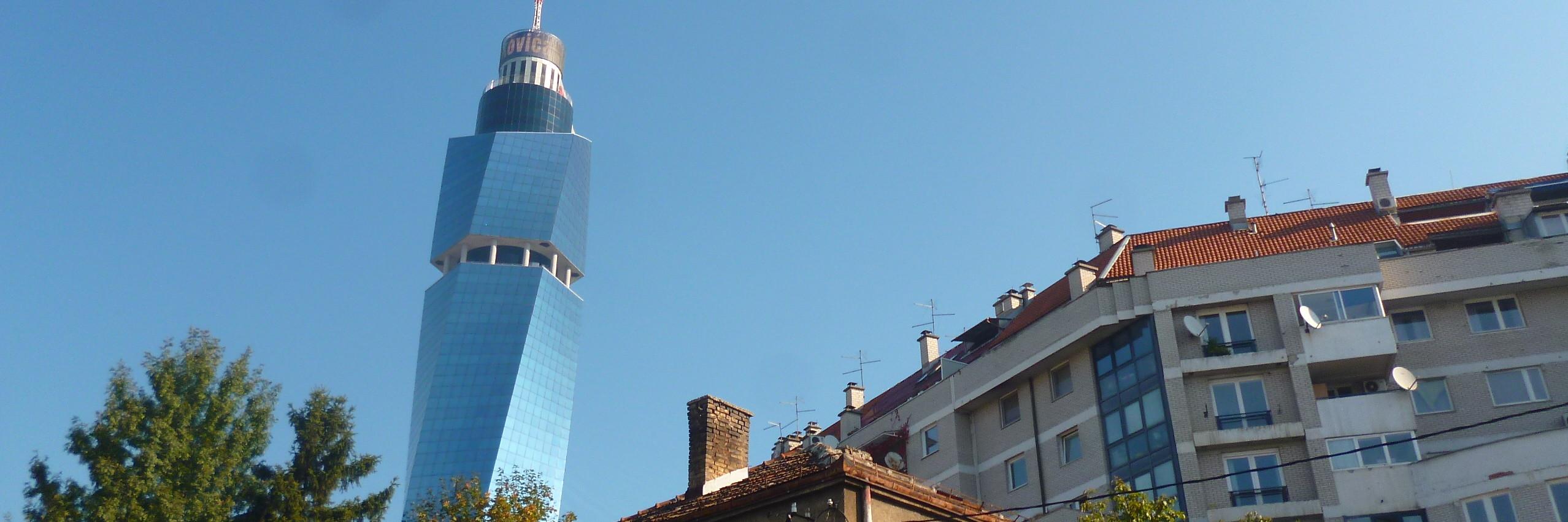 Небоскрёб Avaz Twist Tower