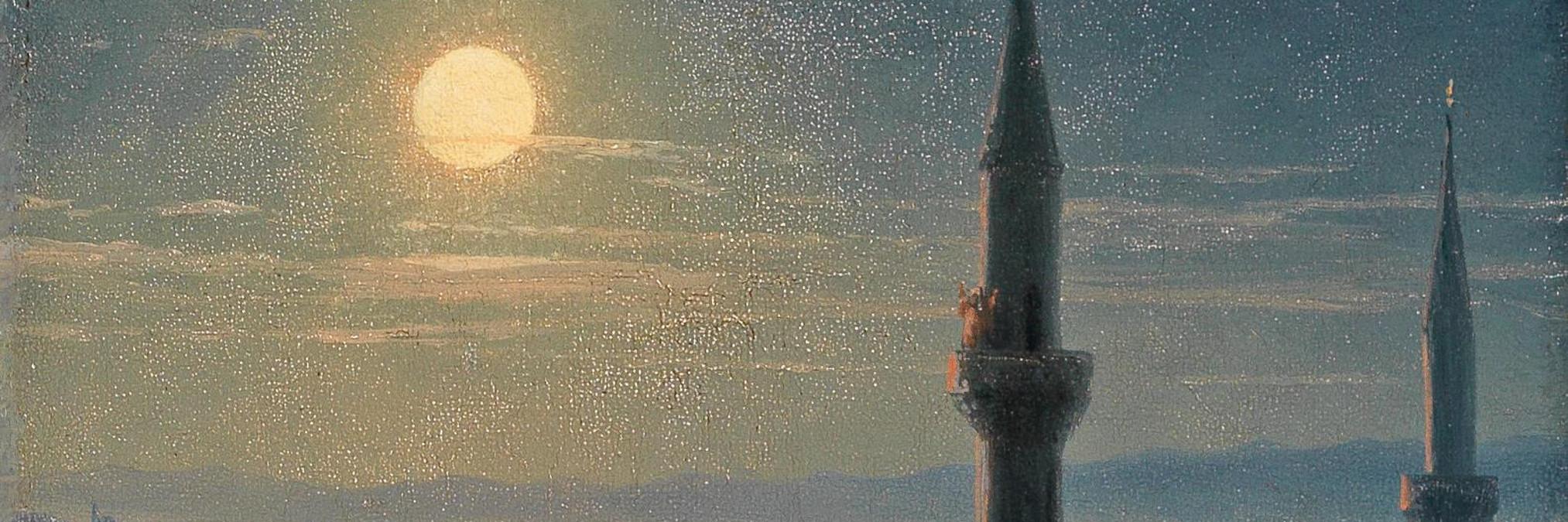 Антун Ханги о Рамадане