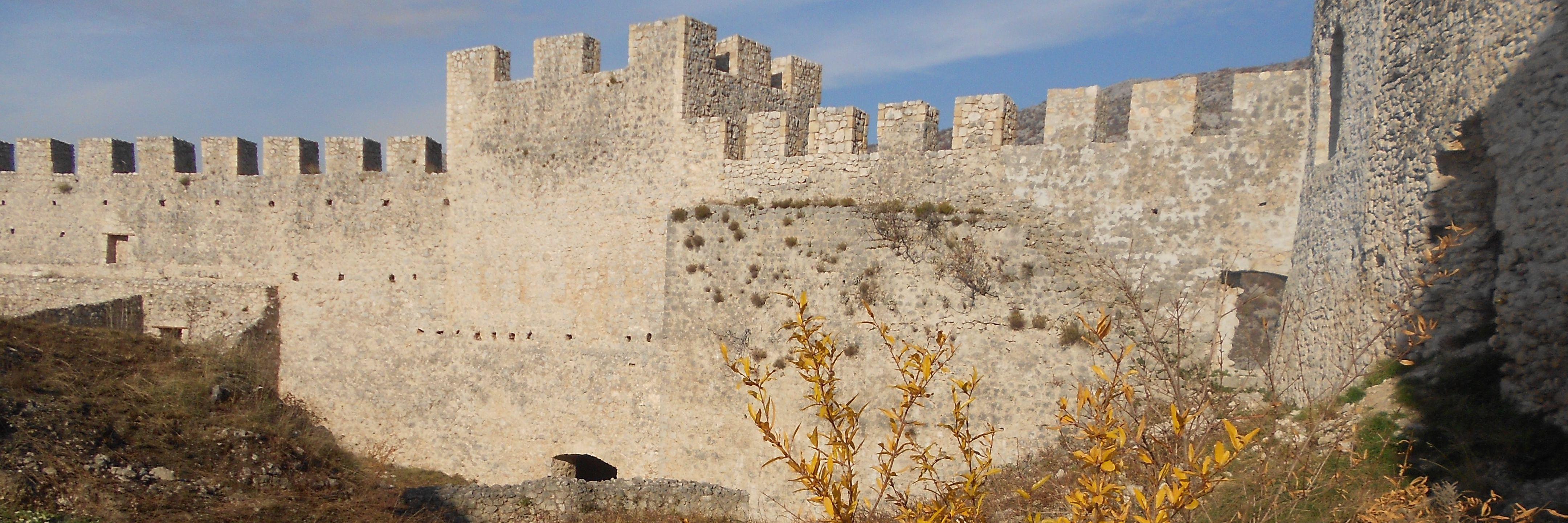 Крепости Боснии и Герцеговины. Фото: Елена Арсениевич, CC BY-SA 3.0