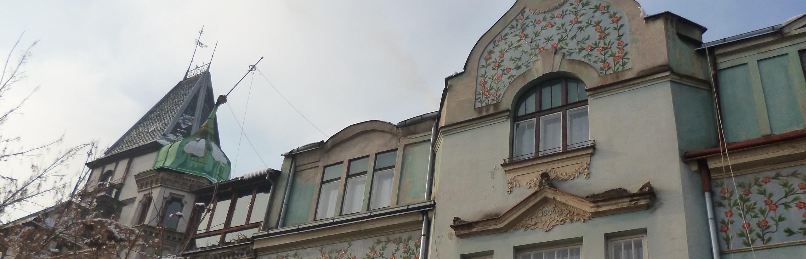 Вилла Гермины Радиш