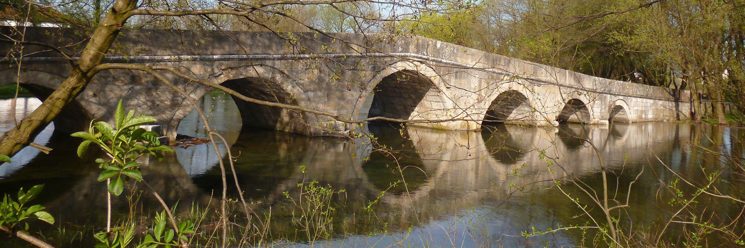 Римский мост в Илидже