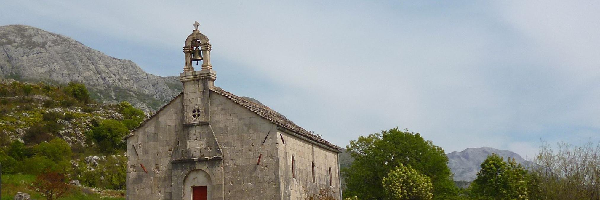 Церковь св. архангела Михаила в Величанах