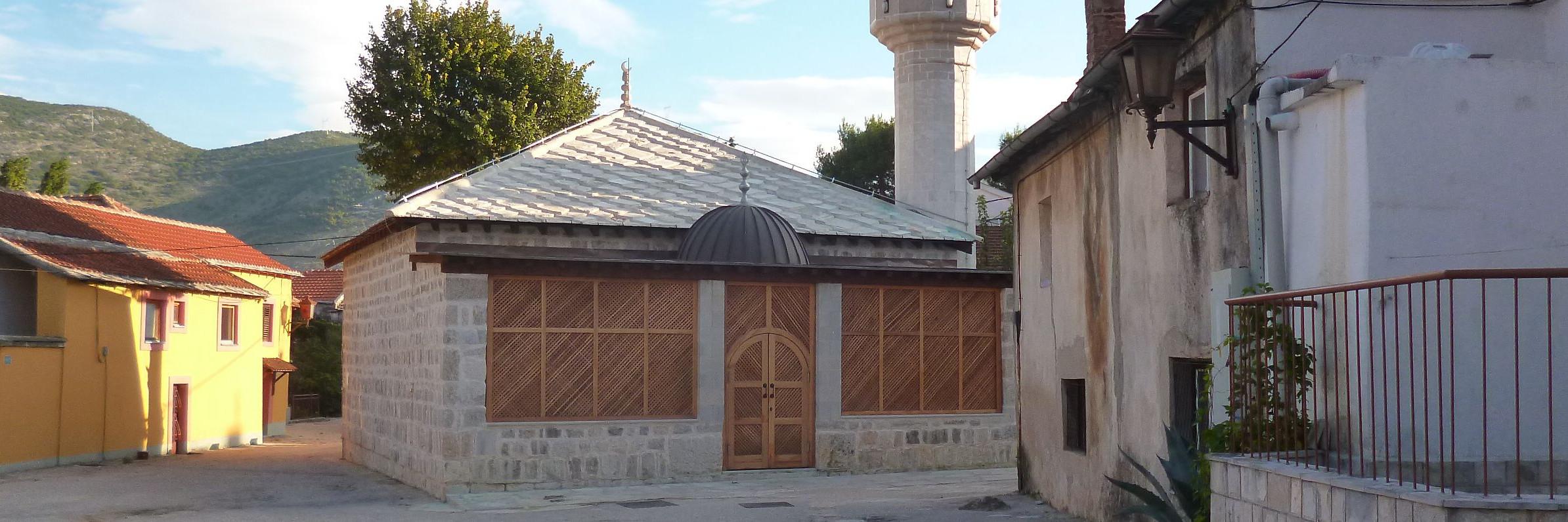 Царева мечеть в Требине. Фото: Елена Арсениевич, CC BY-SA 3.0