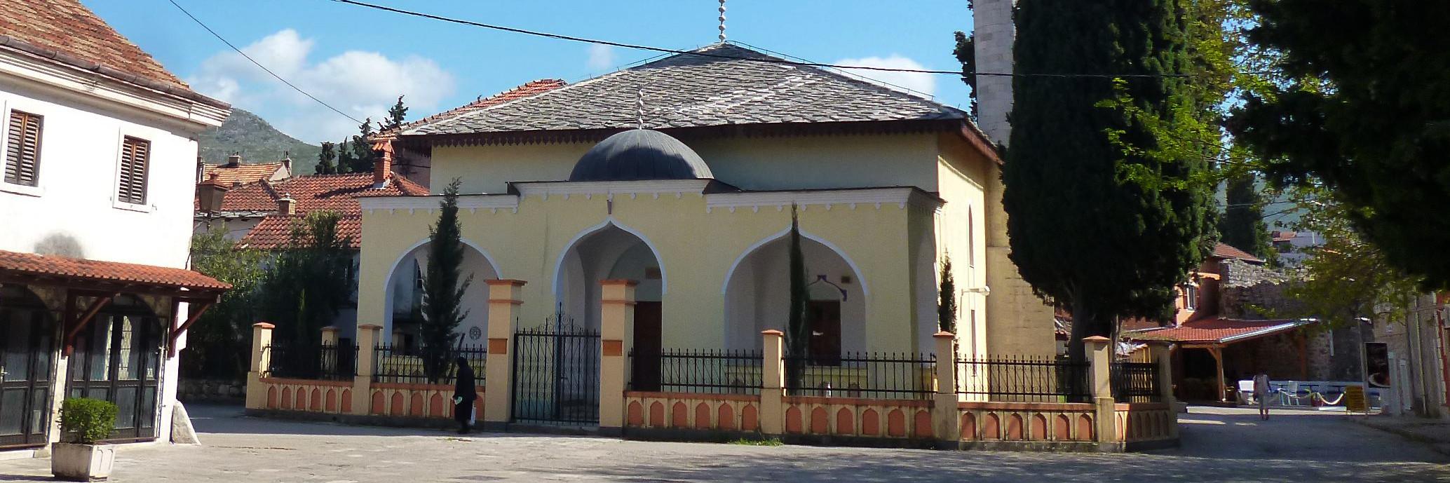 Мечеть Османа-паши. Фото: Елена Арсениевич, CC BY-SA 3.0