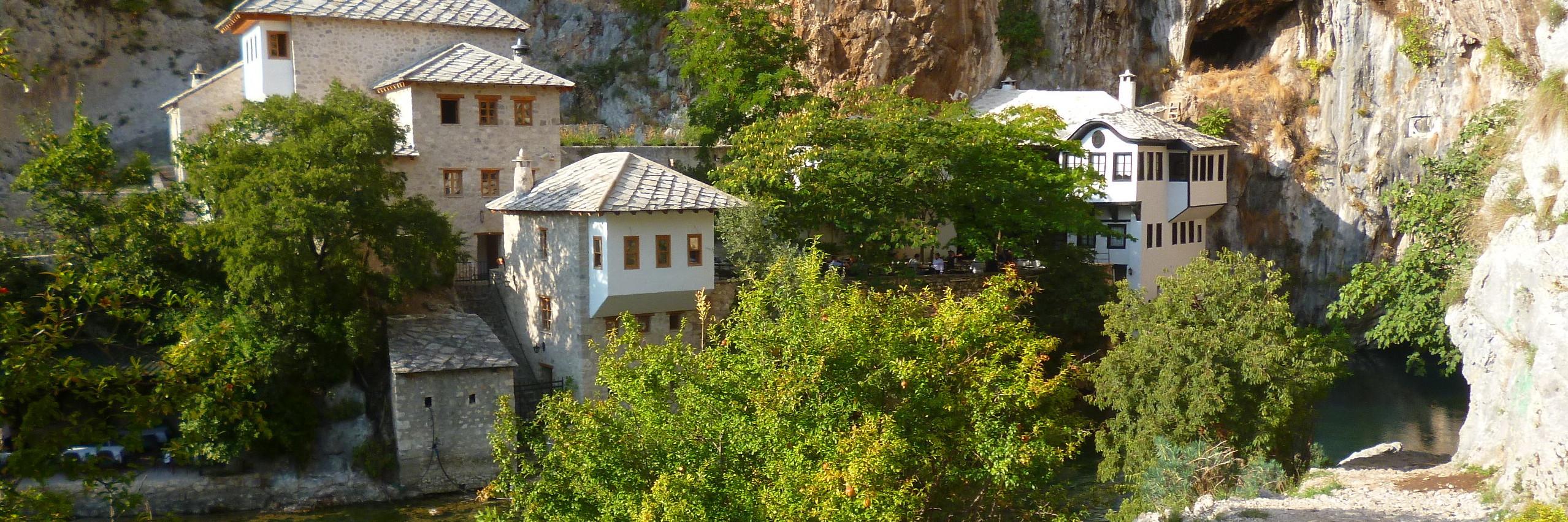 Экскурсия по Герцеговине: Благай, Почитель, Кравица
