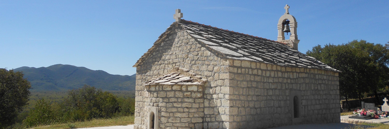 Церковь св. Йована  в Жаково
