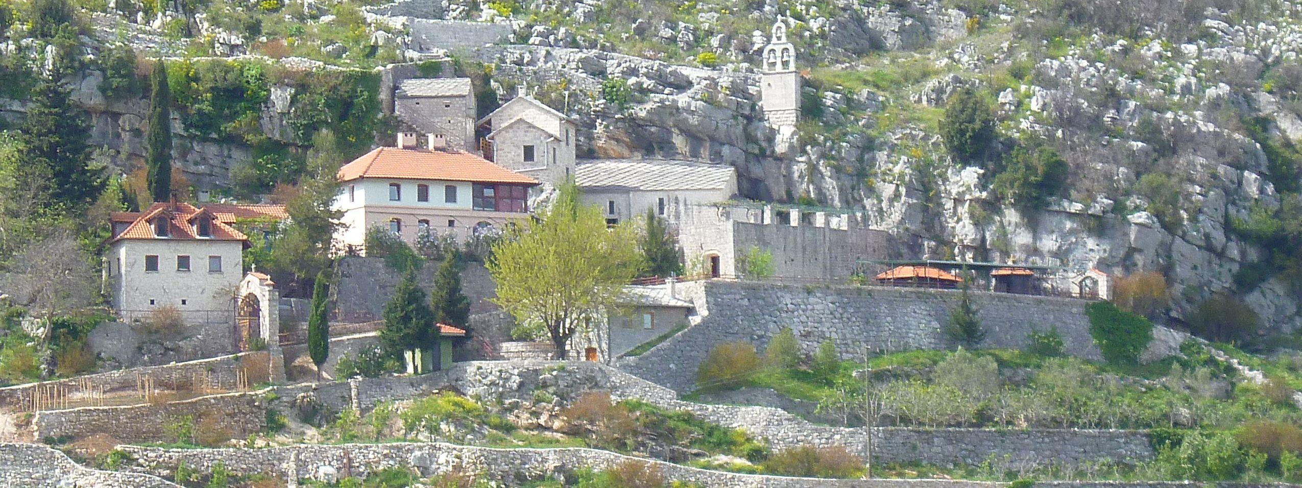 Монастырь Завала. Фото: Елена Арсениевич, CC BY-SA 3.0