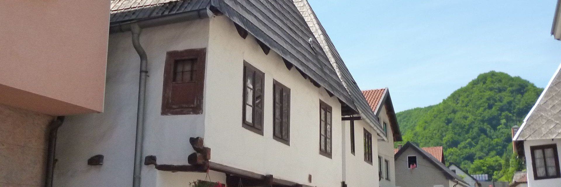 Антун Ханги о традиционной архитектуре