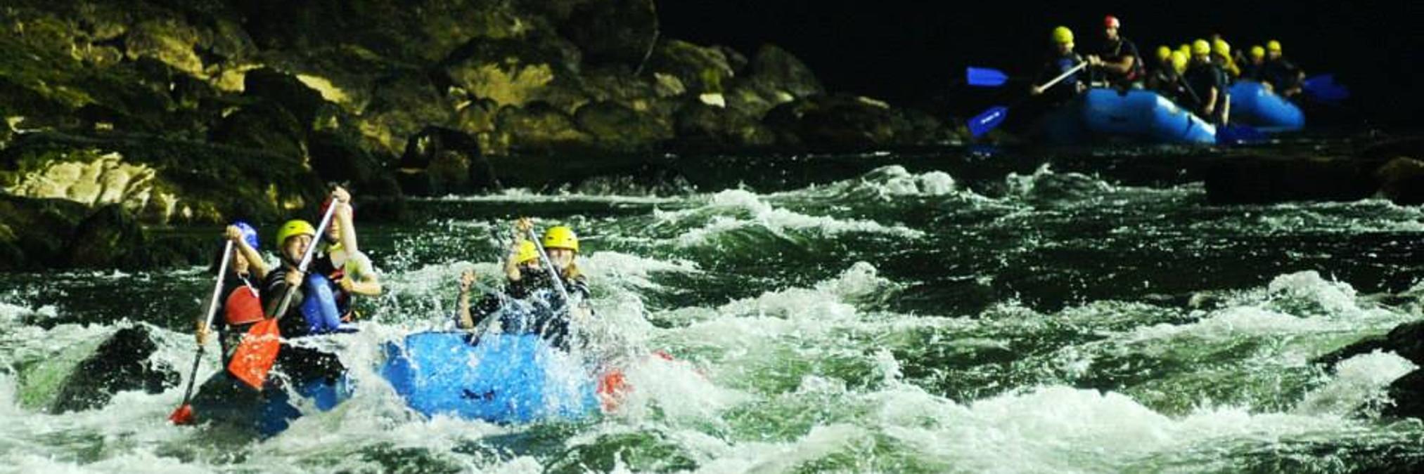 Рафтинг на Врбасе. Фото: Rafting Centar Kanjon, Copyright