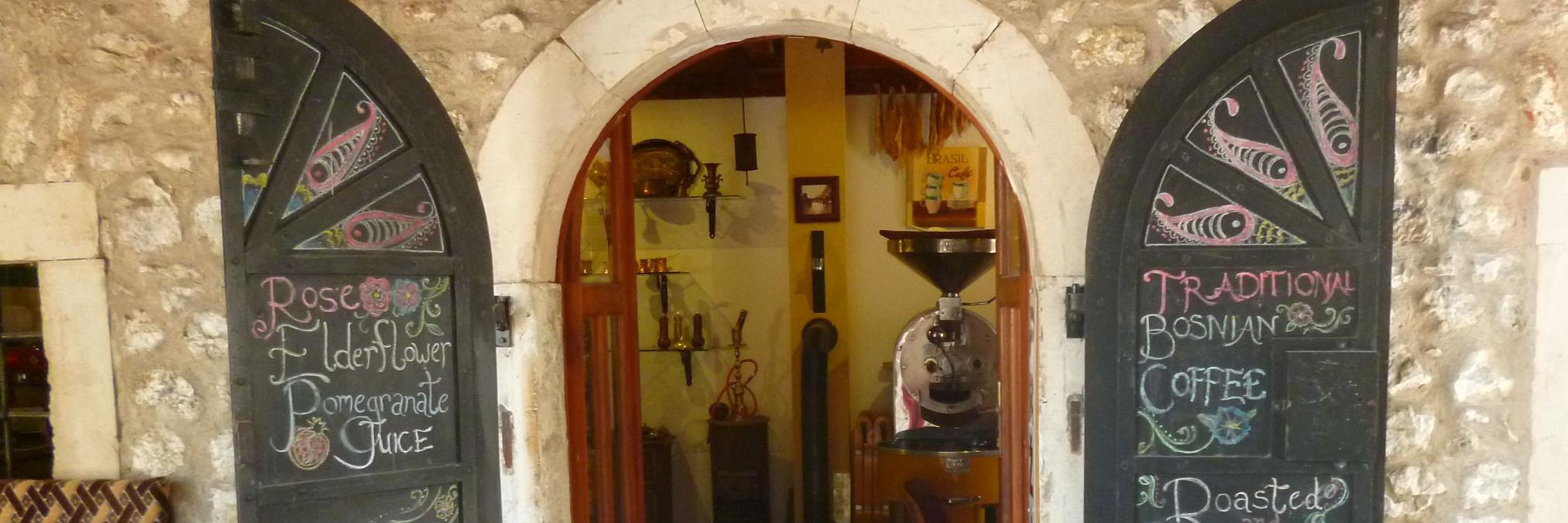 Кофе по-боснийски: Café de Alma