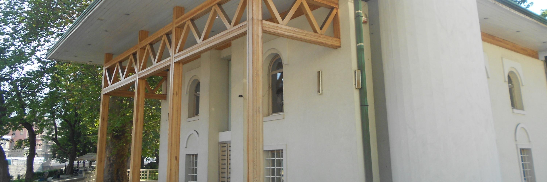 Мечеть Бакр-бабы