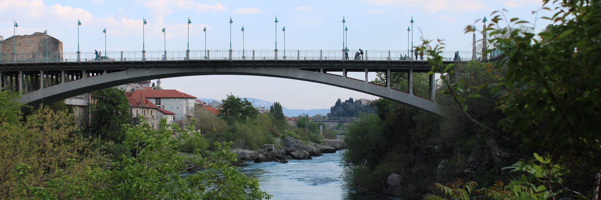Лучский мост. Фото: Елена Арсениевич, CC BY-SA 3.0