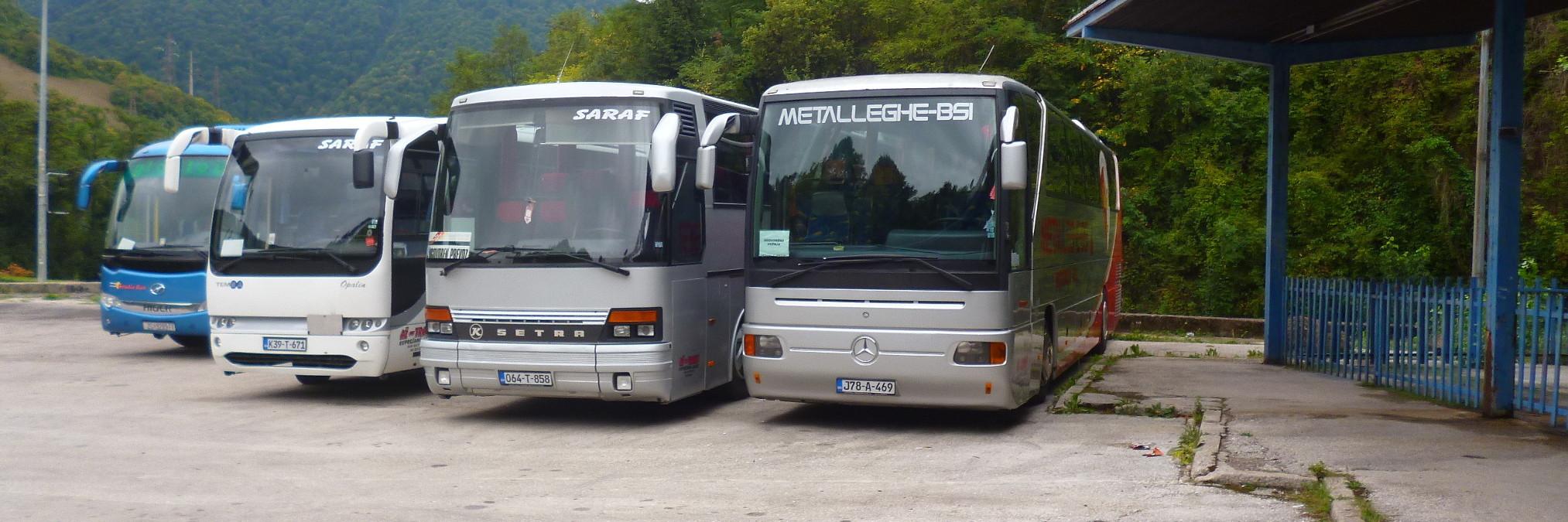 Транспорт в Боснии и Герцеговине