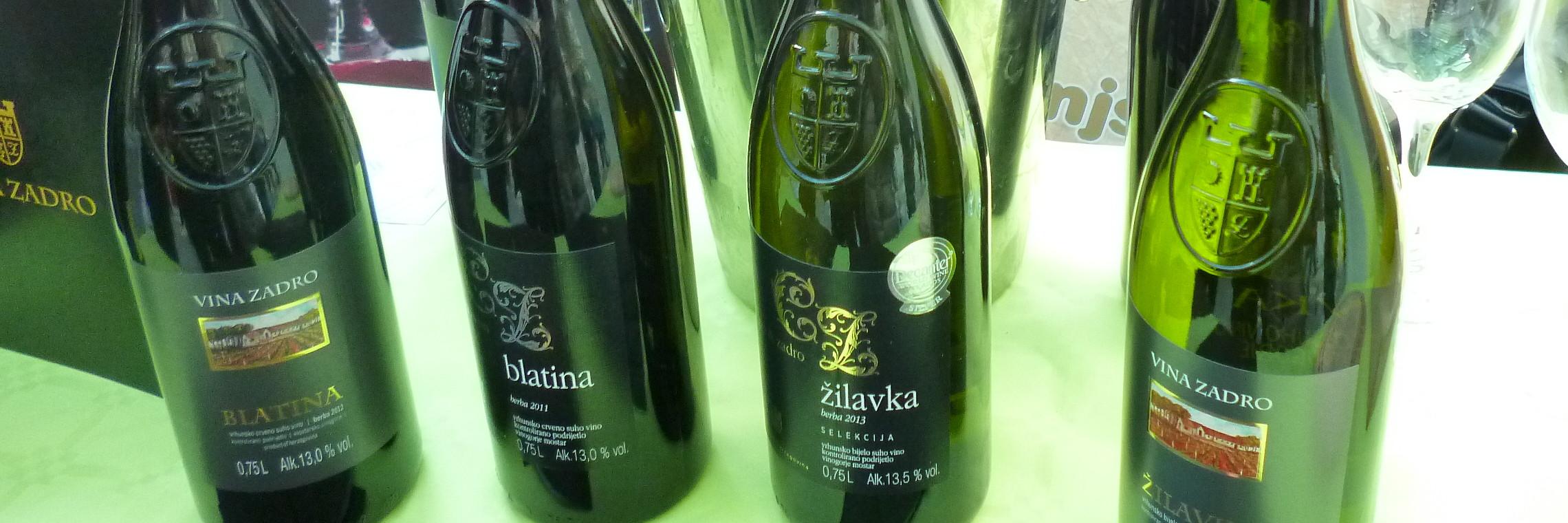Винодельня Zadro