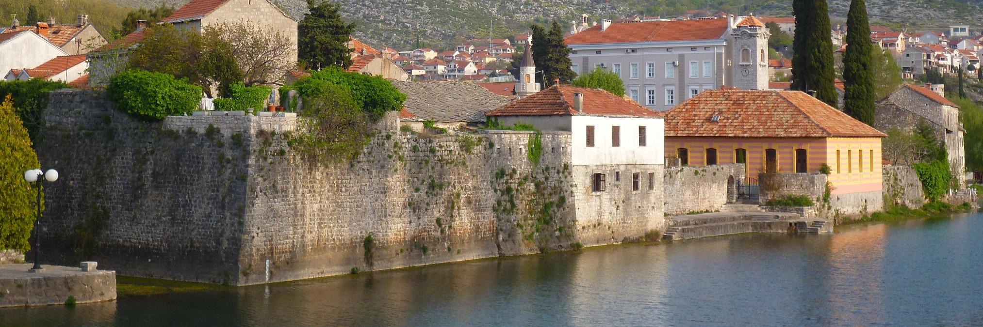Крепость Кастел в Требине