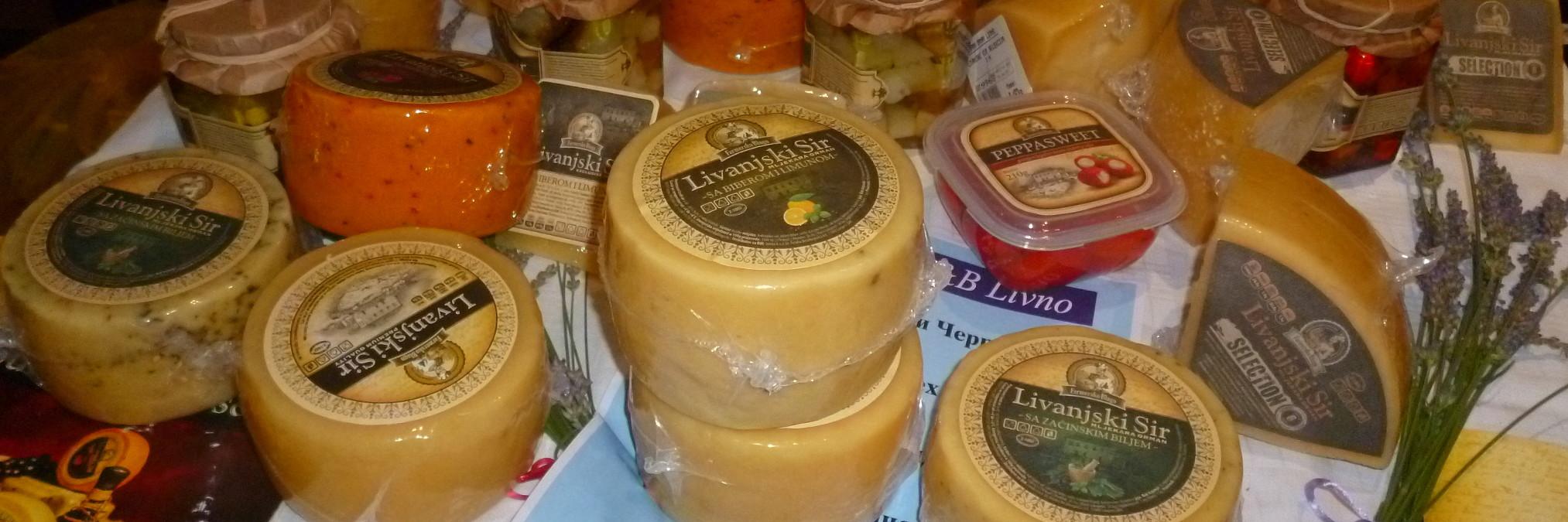 Ливаньский сыр. Фото: Елена Арсениевич, CC BY-SA 3.0