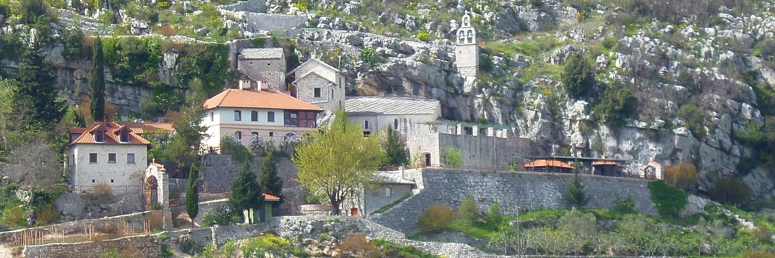 Монастырь Завала
