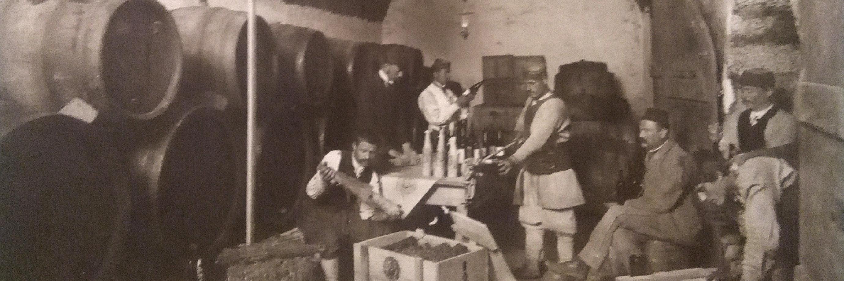 Хенрик Реннер о мостарском виноделии