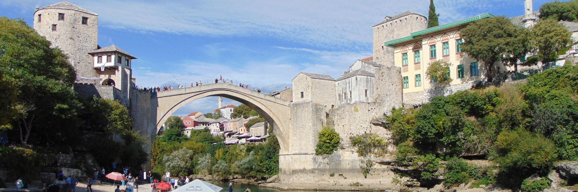 7 вещей, которые нужно сделать в Мостаре. Фото: Елена Арсениевич, CC BY-SA 3.0